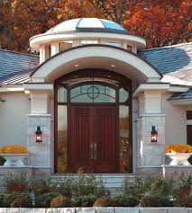 design entrance doors exterior mediterranean with glass door