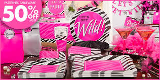 leopard print party supplies fancy leopard print party decorating ideas amid inexpensive