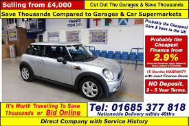 used mini hatch 2010 for sale motors co uk