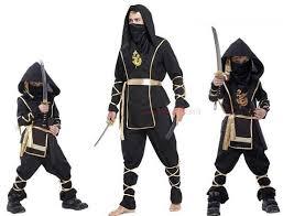 Ninja Halloween Costumes Cheap Black Ninja Halloween Costumes Aliexpress