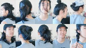 10 more long hairstyles for men ft edvasian youtube