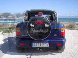 Kia Open Kia Sportage 4x4 Open Back With Top For Sale In Spain 3 995