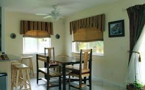 Contemporary Valance Ideas Kitchen Valance Ideas Bay Window