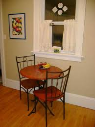 30 Inch Round Kitchen Table by 7 Tricks How To Maximize Small Spaces Dining Room With How To