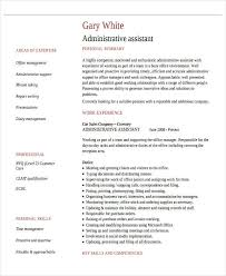 Administrative Assistant Key Skills For Resume Sales Assistant Resume Student Entry Level Catering Assistant