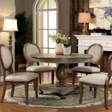 siobhan round dining room set by furniture of america cm3872rt
