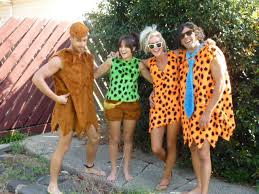 flintstones costumes flintstones and rubbles bam bam costume hire