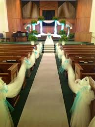 Wedding Decorations For Church 130 Best Wedding Church Decorations 2015 Images On Pinterest
