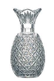 Waterford Crystal 8 Vase Waterford Crystal Waterford Crystal Waterford Crystal Pineapple