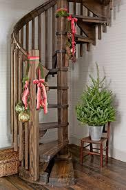 interior fabulous staircase decoration ideas garland