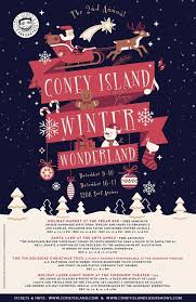 the 2nd annual coney island winter december 16 17