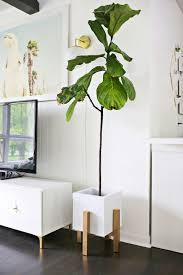 Large White Planter by Amazon White Planter With Wood Stand Tags 38 Remarkable Planter