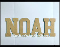 mdf letters etsy
