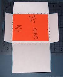 How To Fold Envelope Making Envelopes Here U0027s How To Make An Envelope For A Card Of Any