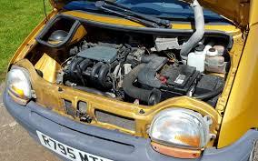 renault motor renault twingo 1998 engine u2013 front seat driver