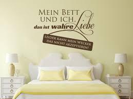 Schlafzimmer Farbe Gelb Wandtattoo Mein Bett Und Ich Wandtattoo Bilder De