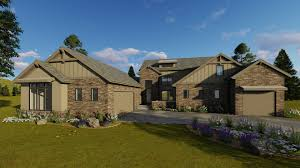 country home plan 4 bedrms 3 5 baths 2969 sq ft 100 1209