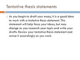 writing a thesis and topic sentences courtesy of the writing