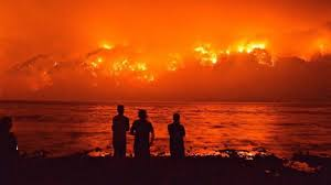 Current Wildfire Map Oregon by Heartbreak In Oregon Wildfire Scars Beloved Columbia Gorge