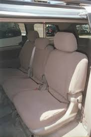 Toyota Sienna Captains Chairs Sienna Rugged Fit Covers Custom Fit Car Covers Truck Covers