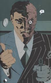 halloween city returns scans daily 31 days of scans favorite costume two face