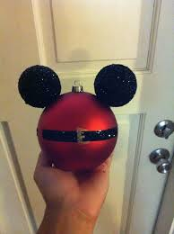 ramblings of a momma diy santa mickey mouse ornaments