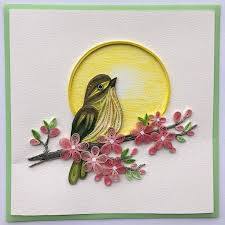 paper quilling birds tutorial 1560 best quilling images on pinterest papercraft paper art and