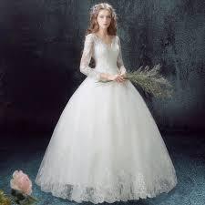 sleeved wedding dresses beading sleeve wedding dresses tulle lace plus size