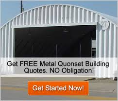 how much does a metal quonset hut cost