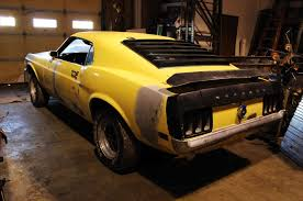 mustang project cars for sale metal customs bent mustang project cars for sale metal