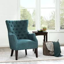 Nailhead Accent Chair Sofa Zoey Tufted Leather Accent Chair With Nailhead Tufted