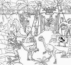 dinosaur landscape coloring