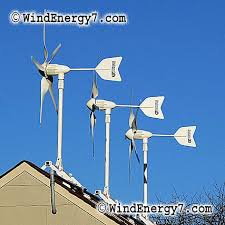 How To Make A Small Wind Generator At Home - windenergy7 home wind turbine kits residential wind power kits