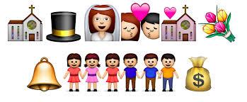 wedding wishes emoji emoji wedding emojis