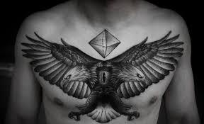 eagle designed by ien levin design of tattoosdesign of