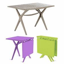 grosfillex sigma collapsible folding table grosfillex sigma collapsible folding garden cing patio dining