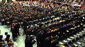 Gannon Gannon University Graduation Ceremony Ans Elmeshri Dec 14