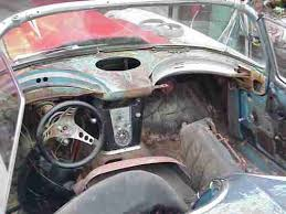 1961 corvette project for sale sell used 1961 corvette blue project beat up to much