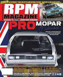rpm magazine april 2016 by rpm magazine issuu