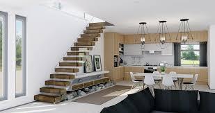 New Stairs Design Duplex House Staircase Designs David Mann Designs A New York City