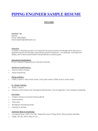 sample resume for chemical engineer doc 7281030 piping designer resume sample cv piping engineer piping engineer sample resume creative resumes templates hydraulic piping designer resume sample