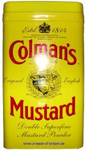 coleman s mustard colman s mustard powder a taste of britain