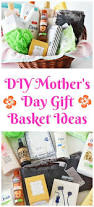 Best Homemade Mothers Day Gifts by Best 25 Mother U0027s Day Gift Baskets Ideas On Pinterest Kids Gift