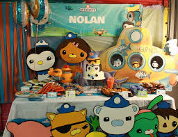 octonauts birthday