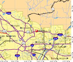 pasadena ca map pasadena california ca profile population maps estate