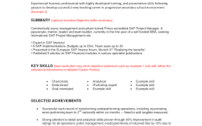 Sample Resume Objectives When Changing Careers by Cover Letter Sample Resume Career Change Astounding Sample Resume