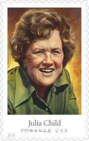 julia child other food icons now on postage stamps chicago tribune