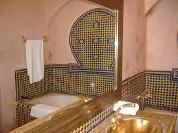 Les Fauteuils Marocains Indogate Com Decoration Maison Moderne Marocain E