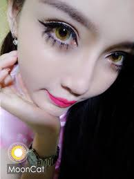 cheap halloween contact lens 2017 hotsale halloween moon cat colored cosmetic contact lenses