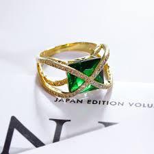 big stone rings images Latest design fashion elegant women classic red big stone ring jpg
